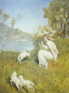 Tune for the Lambs by John Collier
