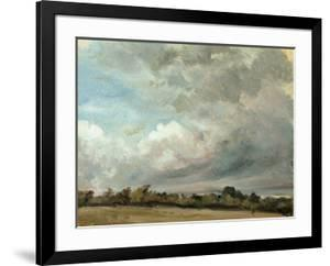 Cloud Study, 1821 by John Constable