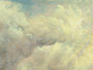 Cloud Study, c.1821 by John Constable