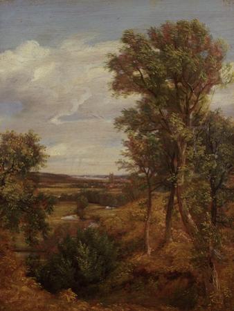 Dedham Vale, 1802 by John Constable