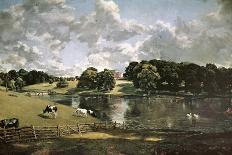 The Haywain, 1819-John Constable-Art Print