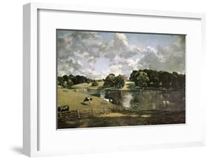 English School. Wivenhoe Park, Essex by John Constable