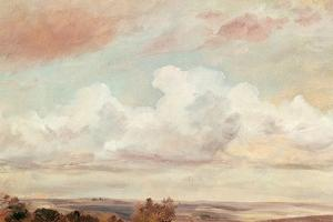 Extensive Landscape by John Constable