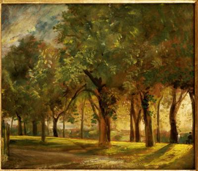Judge's Walk, Hampstead, C.1820