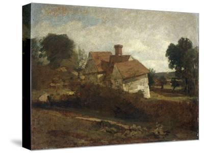Landscape with Cottages, c.1809