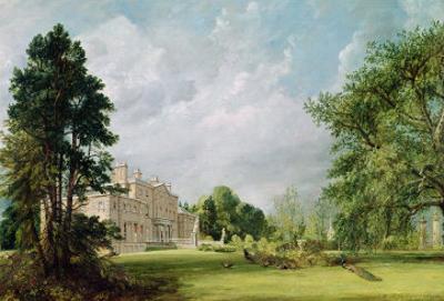 Malvern Hall, Warwickshire, 1821