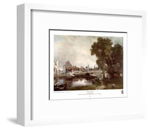 Mill at Dedham by John Constable