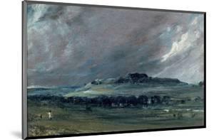 Old Sarum, Wiltshire by John Constable