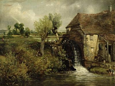 Parham's Mill, Gillingham, Dorset, 1824