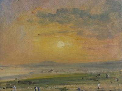 Shoreham Bay, Evening Sunset