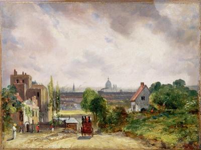 Sir Richard Steele's Cottage, Hampstead, c.1832