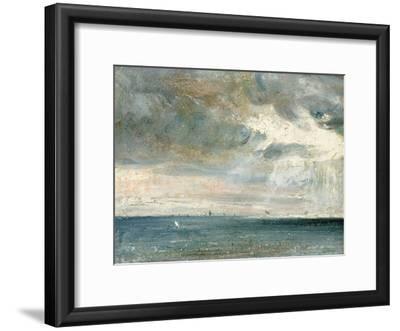 Study of Sea and Sky (A Storm Off the South Coast)