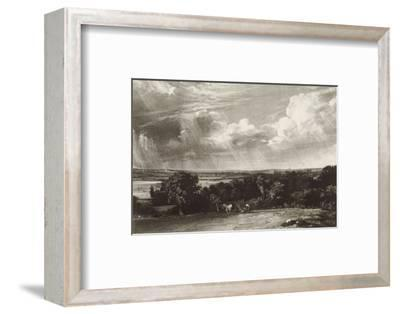 Summerland, Engraved by David Lucas (1802-81) (Mezzotint)