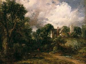 The Glebe Farm, 1827 by John Constable
