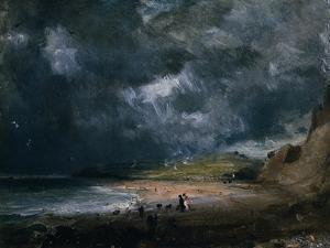 Weymouth Bay by John Constable