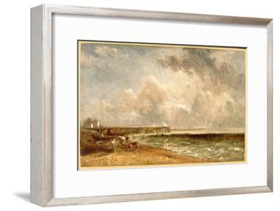 Yarmouth Jetty, C.1822