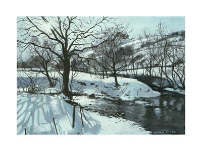 Winter River, 1996