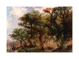 Landscape, 1805-21 by John Crome