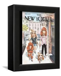 The New Yorker Cover - June 27, 2011 by John Cuneo