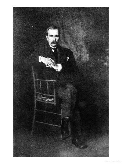 John Davison Rockefeller--Giclee Print