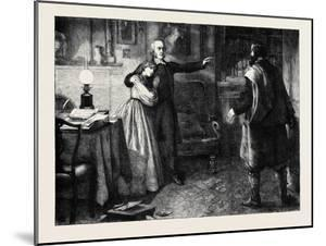 The Curate of Glevering: the Denunciation of Charles Trevor by John Dawson Watson