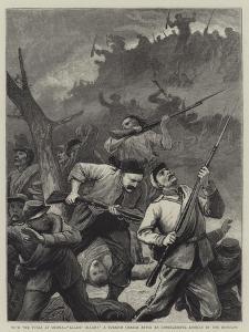 With the Turks at Shipka by John Dawson Watson