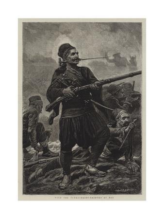 With the Turks, Bashi-Bazouks at Bay