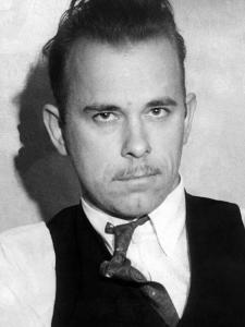 John Dillinger, Public Enemy No 1