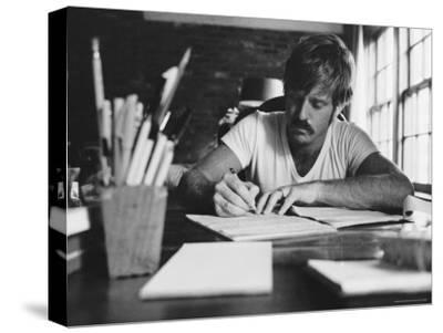 Actor Robert Redford