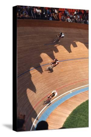 Bicycle Race at 1972 Summer Olympic Games in Munich Germany