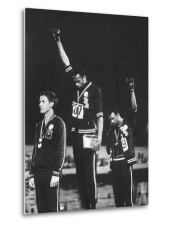 Black Power Salute, 1968 Mexico City Olympics
