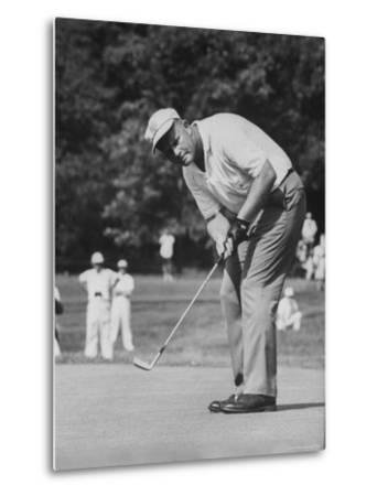 Golfer Jack Nicklaus Playing Golf