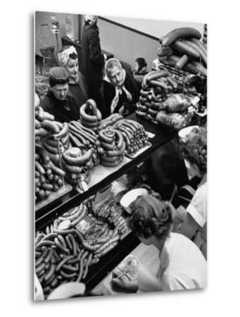 Polish Sausage Store Customers Have 60 Varieties from Which to Choose