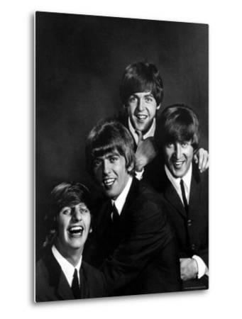 Ringo Starr, George Harrison, Paul McCartney and John Lennon