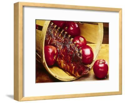 Roast Pork and Apples