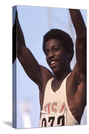 Unidentified Us Athlete at the 1972 Summer Olympic Games in Munich, Germany