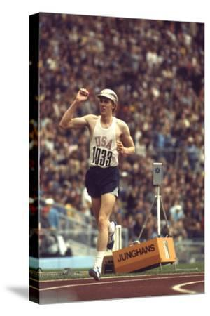 Us Dave Wottle, Gold-Medalist 800 Meter Run at the 1972 Summer Olympic Games in Munich, Germany