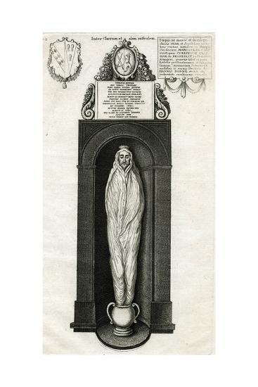 John Donne, Poet and Dean of St Paul's Cathedral--Giclee Print