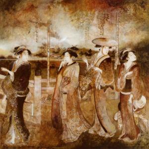Eastern Gathering by John Douglas