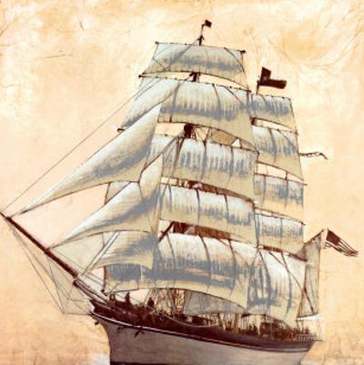 Elissa II by John Douglas