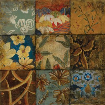 Floral Mosaic IV