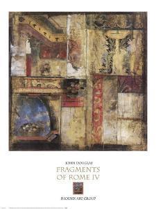 Fragments of Rome IV by John Douglas