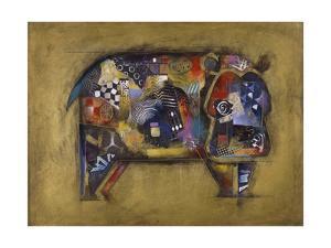 Hildi the Hippo by John Douglas