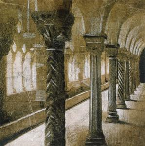 Interior Columns by John Douglas