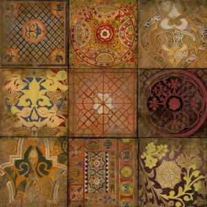 Mosaic II (detail no. 2) by John Douglas