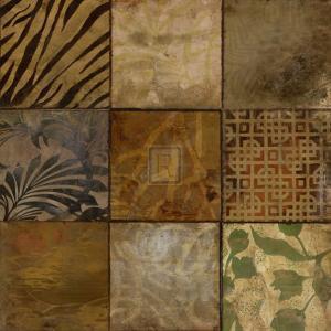 Mosaic IV (detail no. 3) by John Douglas