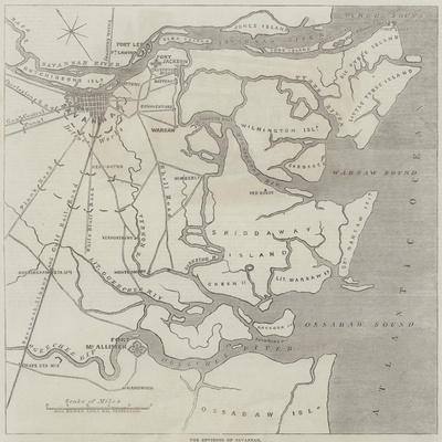 The Environs of Savannah