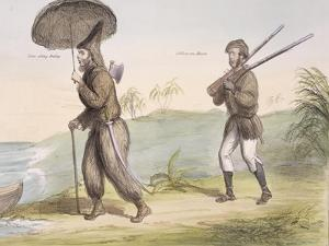Robinson Crusoe and His Man Friday, Published June 3rd 1840 by John Doyle