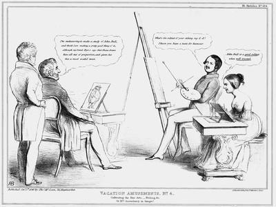 Vacation Amusements No 4, 1840