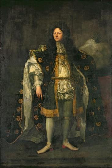 John Drummond, 1st Earl of Melfort, Secretary of State for Scotland (1649-1714), 1688-Godfrey Kneller-Giclee Print